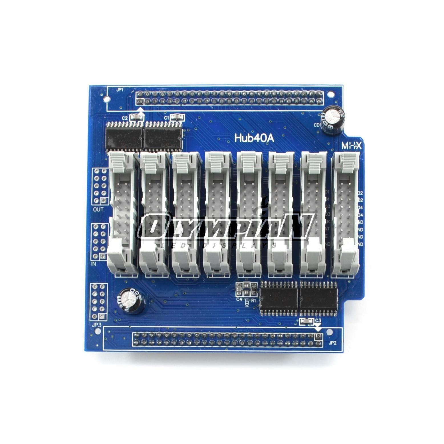 HUB 40A LED Hub Card for NovaStar / Xixun / DBStar / Linsn
