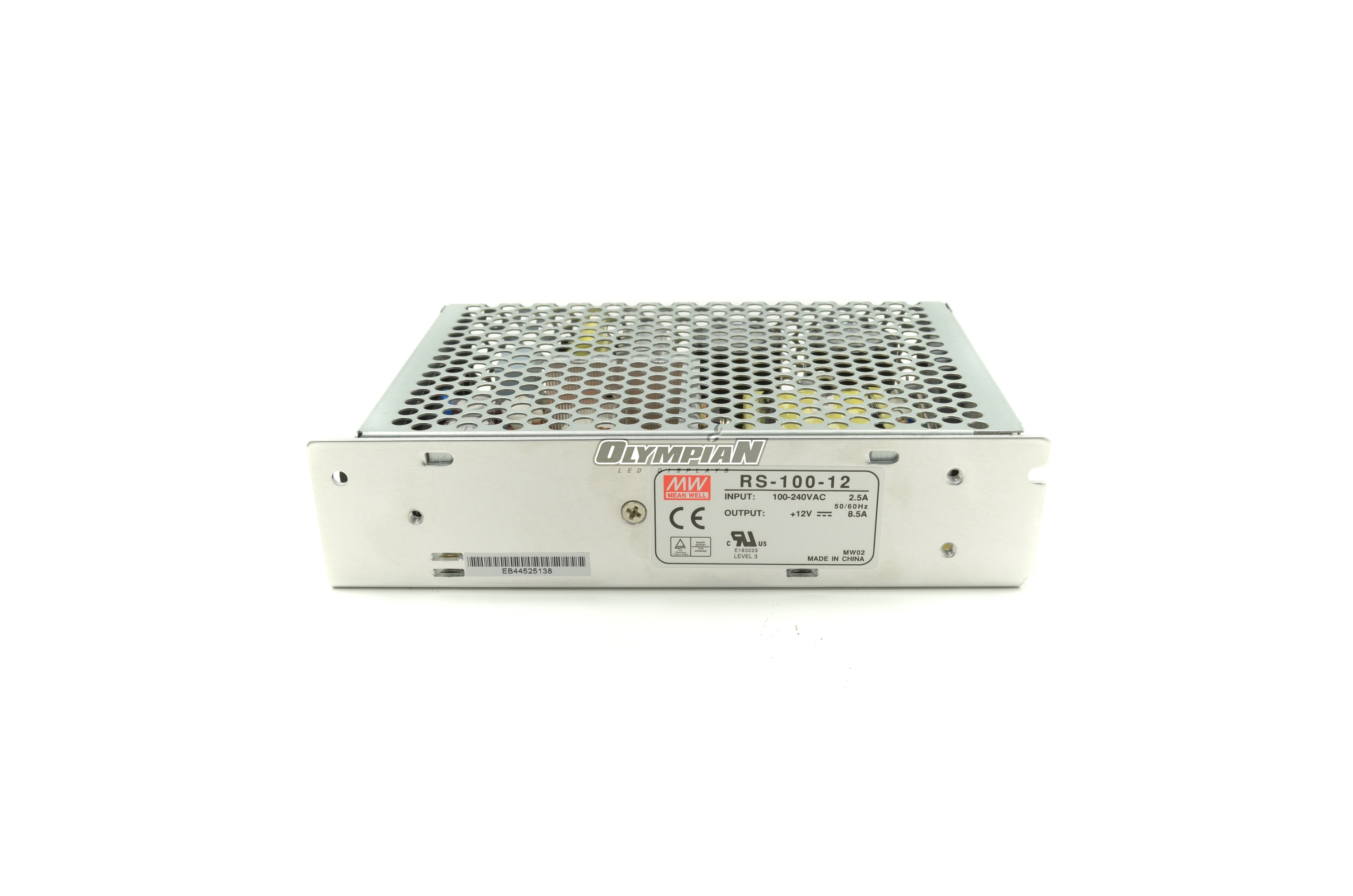 Mean Well RS-100-12 LED Power Supply