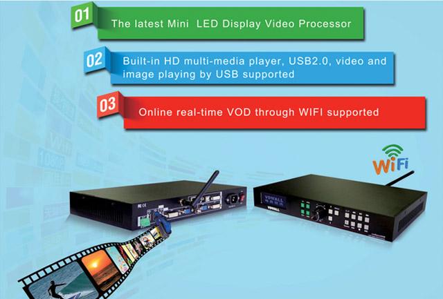 VDWall LedSync850M Wifi Video