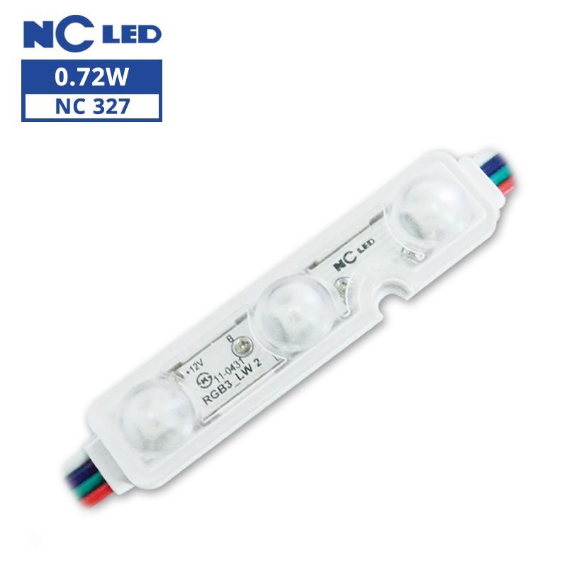 NcLED Module Wide Angle LED RGB (100 PCs)