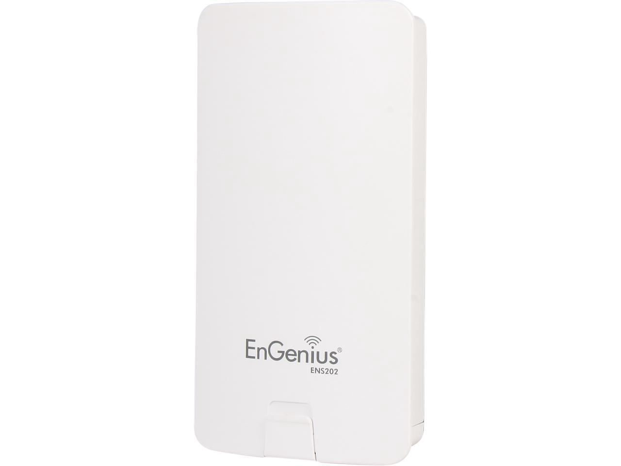 EnGenius ENS202 N300 Long-Range 2.4 GHz Outdoor Wireless Bridge / Access Point