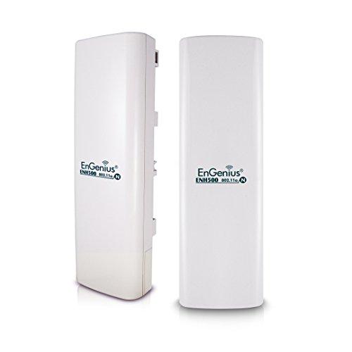 EnGenius ENH500 Business-Class, Long Range 5GHz Wireless Bridge/AP