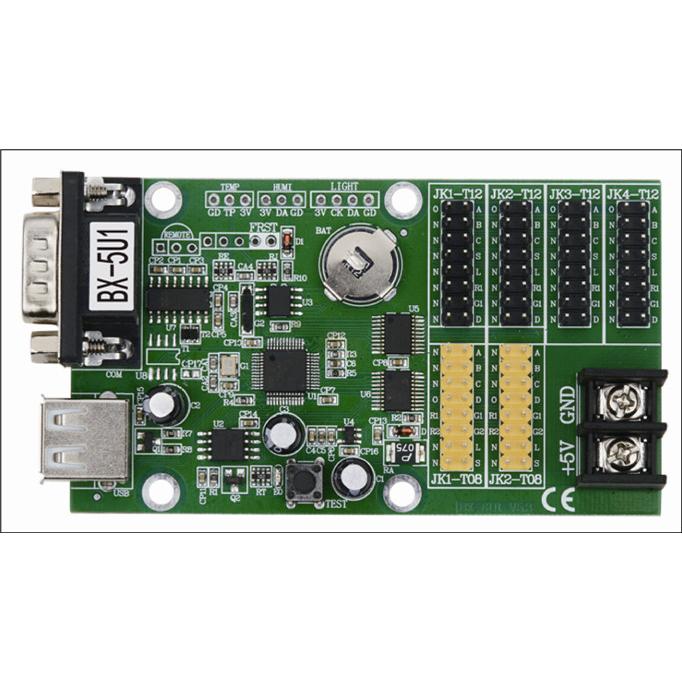 Onbon BX-5U1 (USB/Serial) Single/Dual Color LED Controller