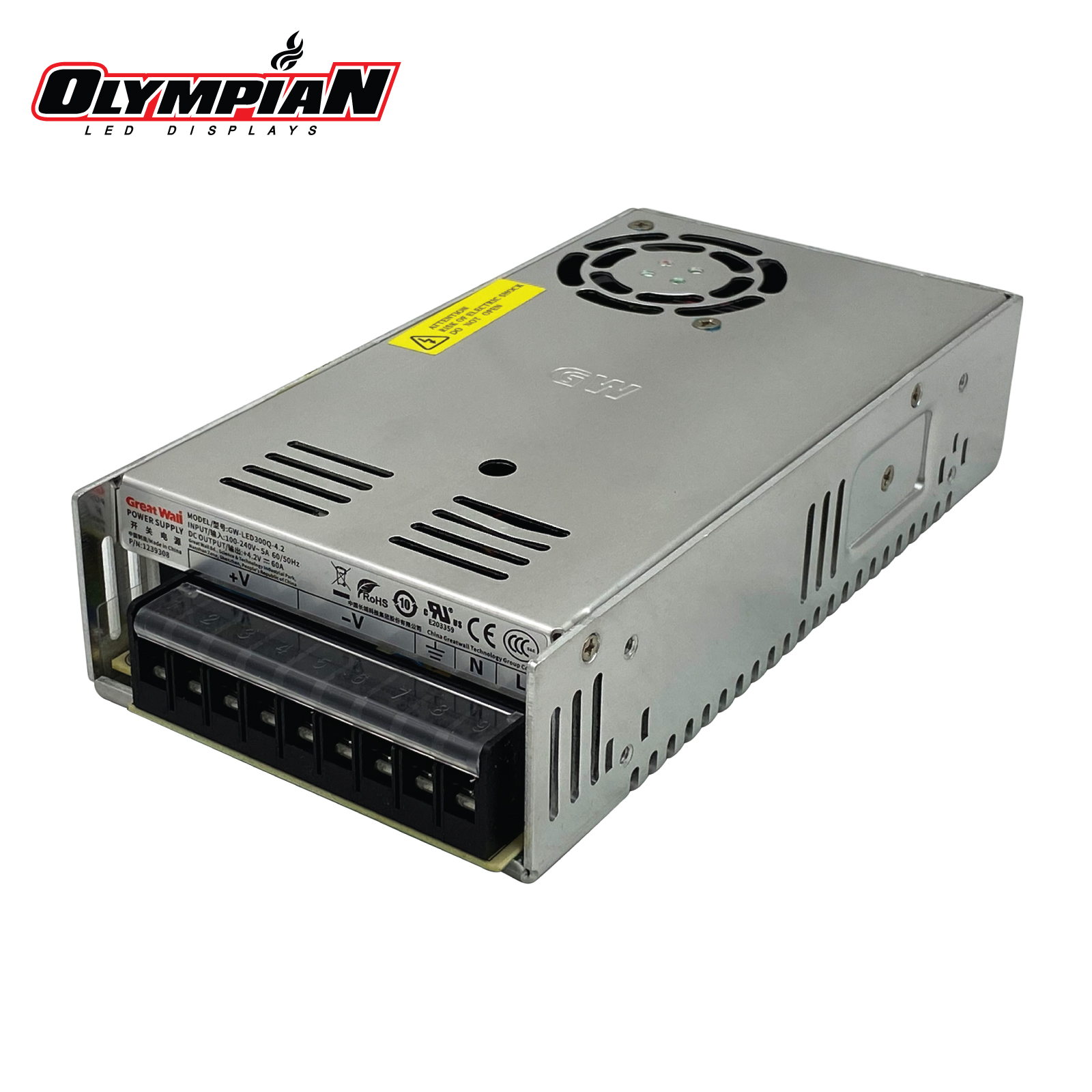 Great Wall GW-LED300Q Power Supply