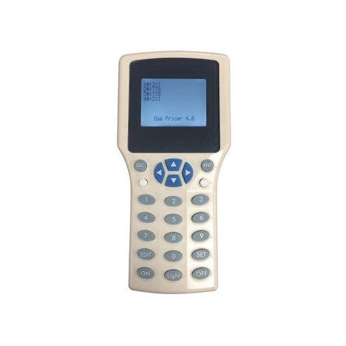 GL-OIL-LCD V4.0 LCD Remote Controller (433 MHz)