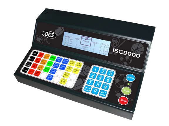OES ISC-9000 TableTop Controller