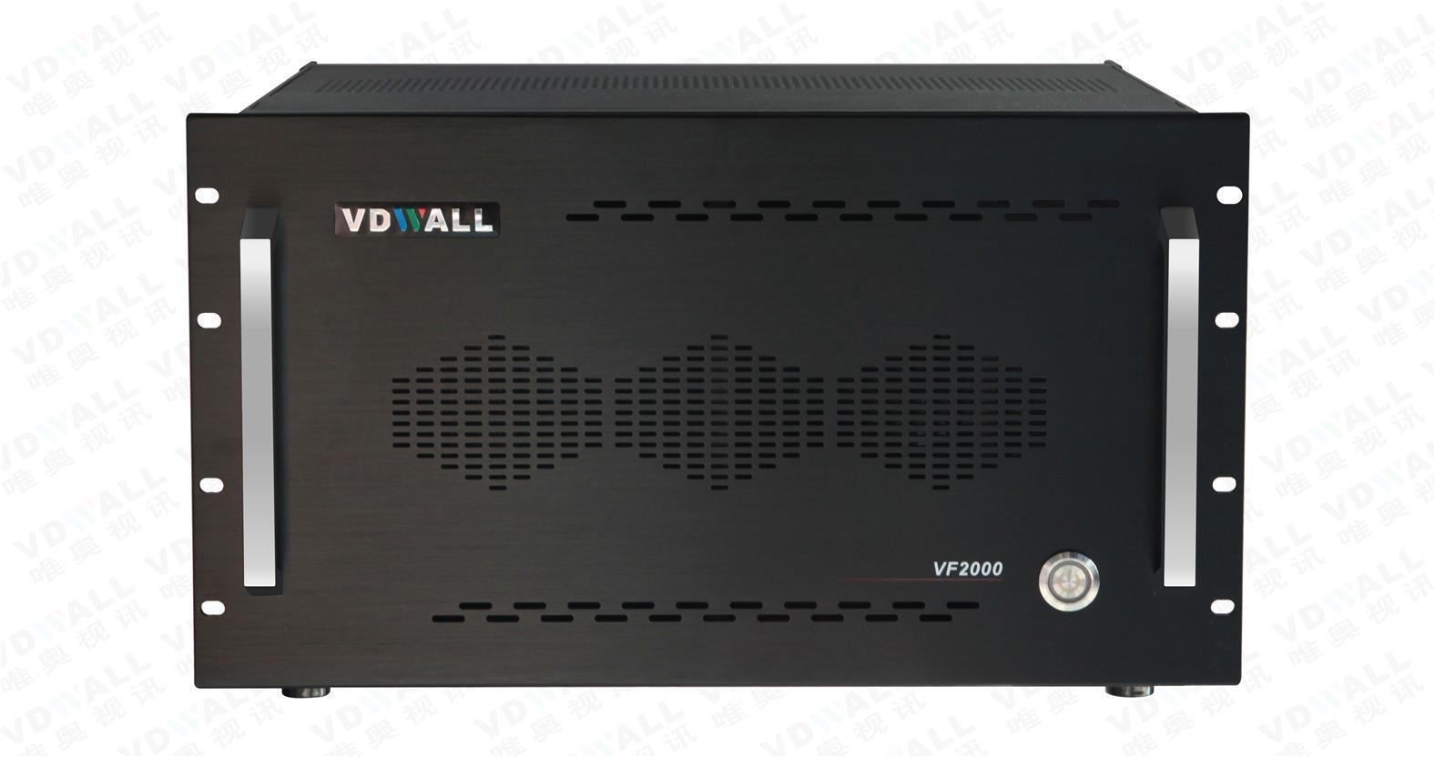 VDWall VF2000 Multi-Window Video Wall Processor