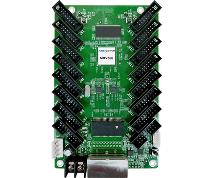 Novastar MRV366 LED Receiving Card (16 HUB75E Output)