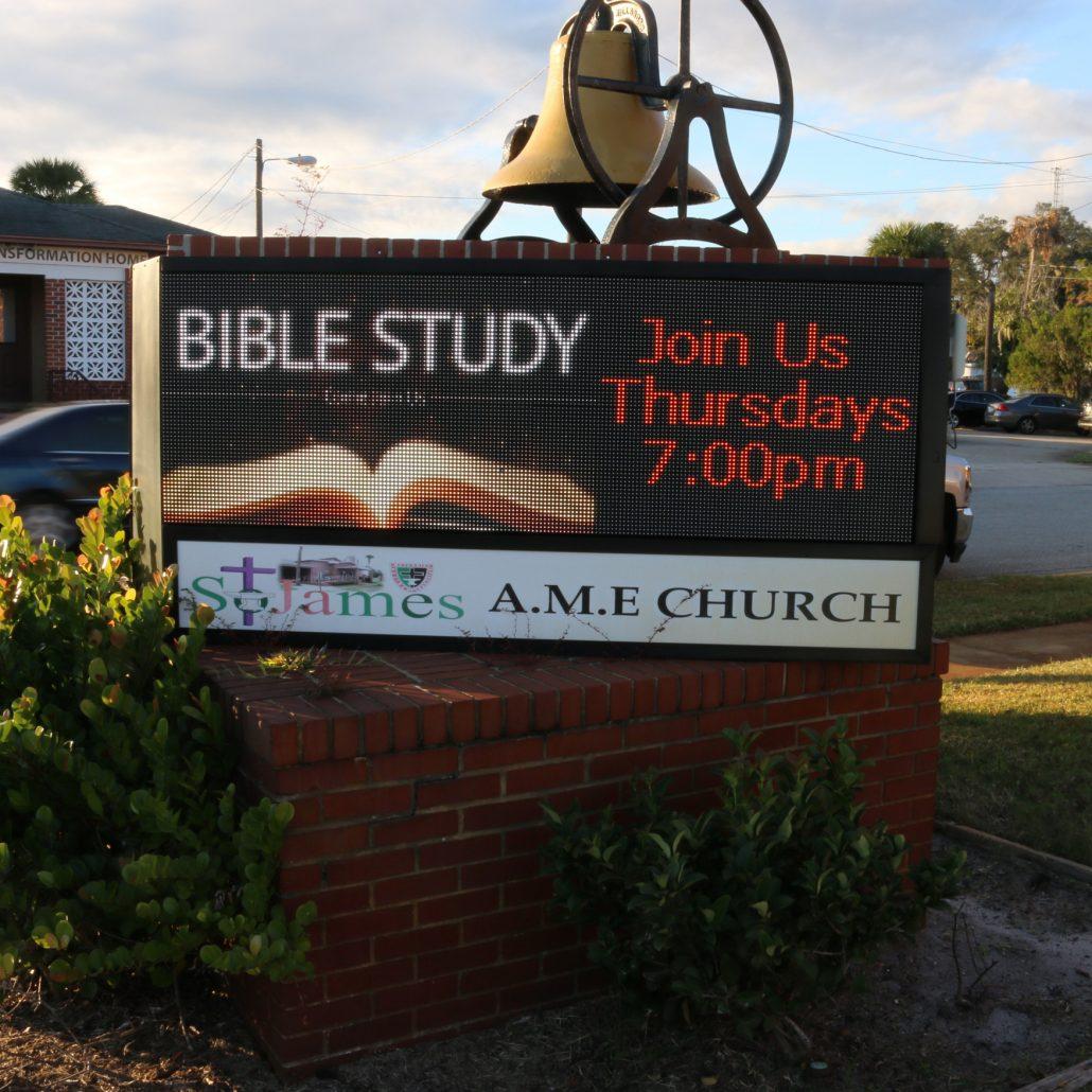 St. James AME Church