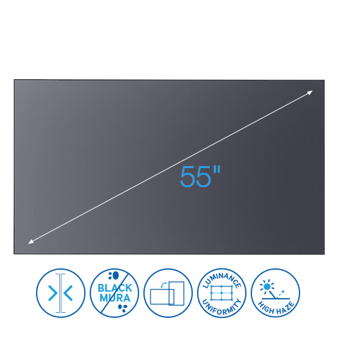 Samsung LTI550HN16 55″ Professional Video Wall Panel 1.7mm Bezel