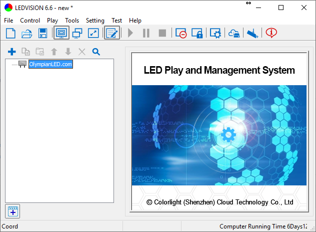 Colorlight LEDVISION 6.9 Download