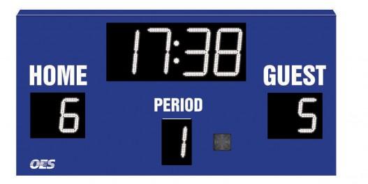 OES Outdoor Soccer Scoreboard 4615