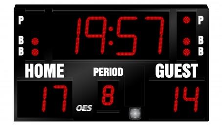 OES Basketball Scoreboard – 5240