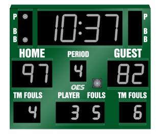 OES Basketball Scoreboard – 5241