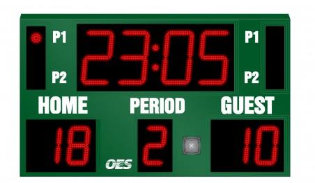 OES Hockey Scoreboard 6240