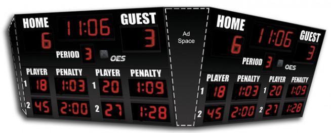 OES Hockey Scoreboard 6280