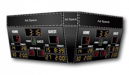 OES Hockey Scoreboard 6410