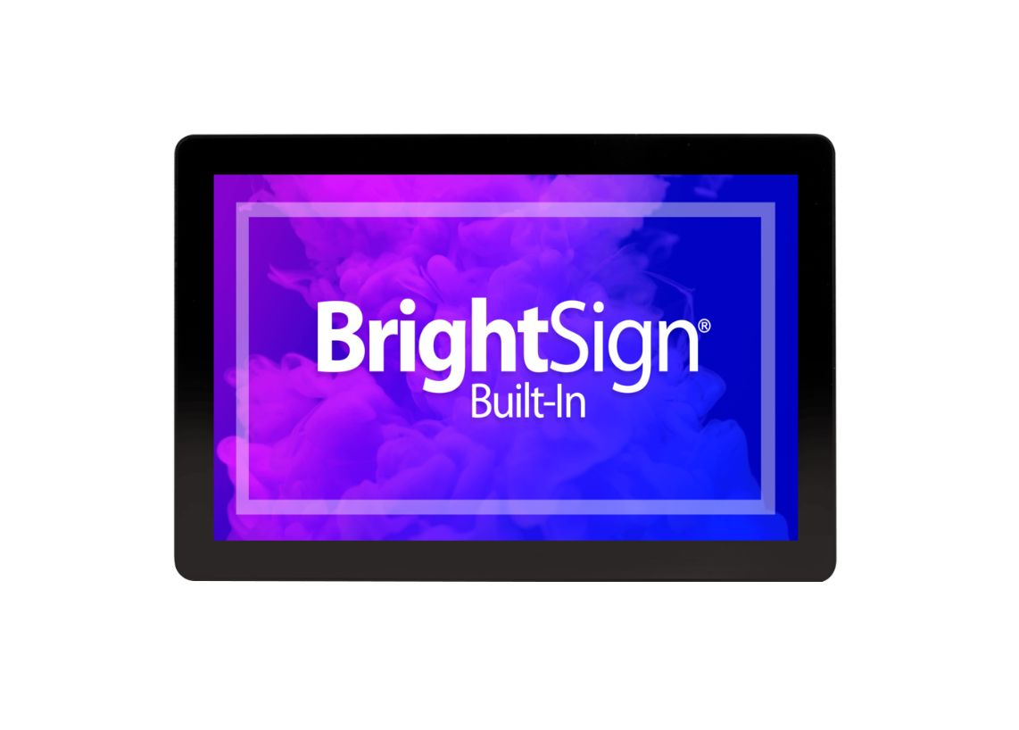 Bluefin BrightSign Built-In 10.1″ Non-Touch LCD Display (20-3008-1083)