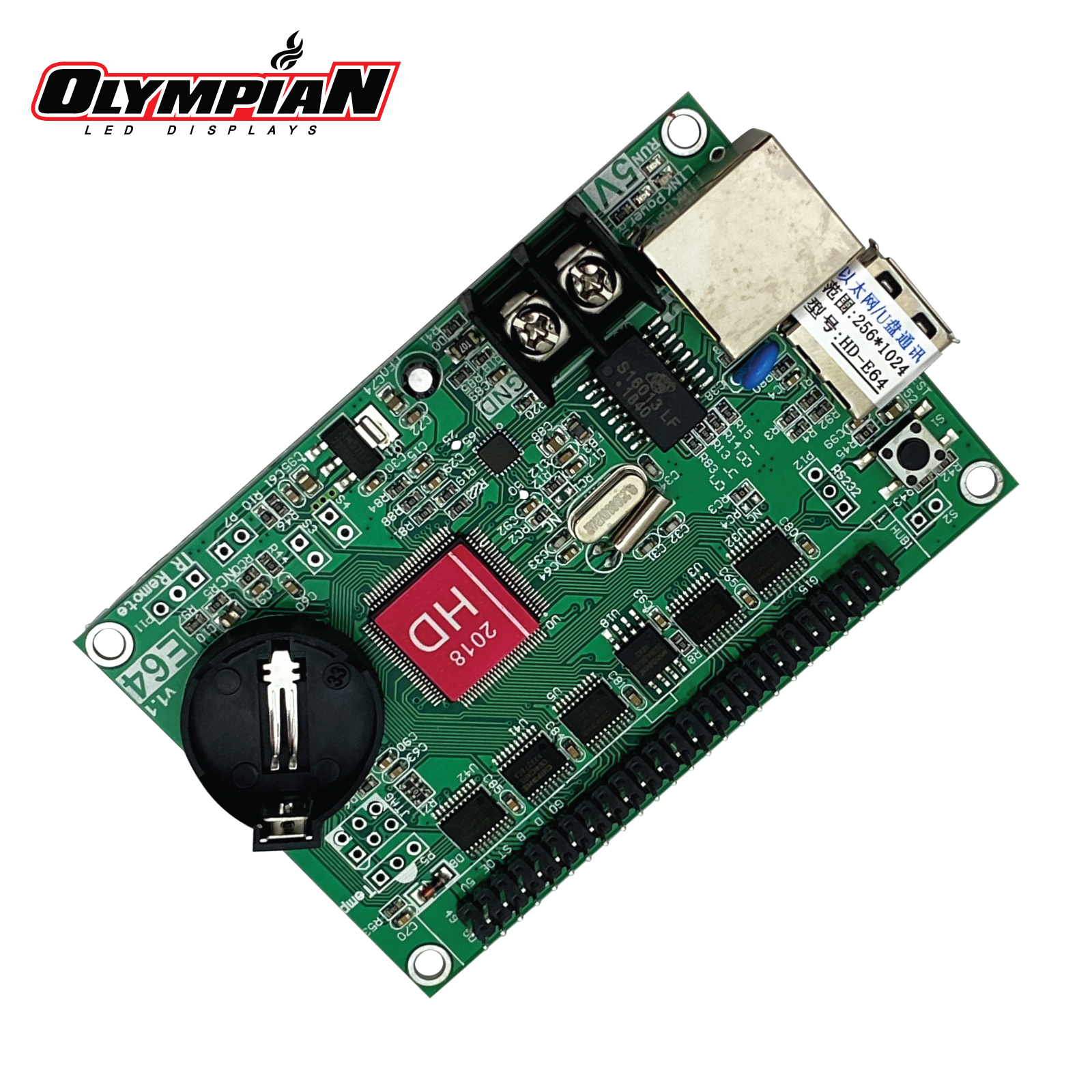 Huidu HD-E64 LED Controller